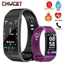 2019 Smart Armband Mannen Vrouwen Bloeddrukmeting Smart Polsband Waterdicht Hartslag Fitness Tracker Smart Band Horloge