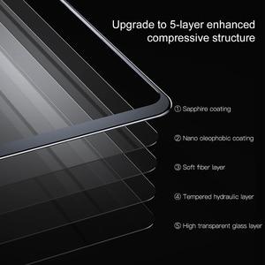 Image 4 - Baseus強化ガラス × スクリーンプロテクター4D表面フルカバレッジiphone × フロントフィルムカバー0.3ミリメートル薄膜