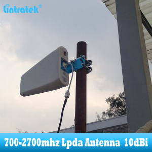 Image 5 - 2G 3G 4G Outdoor cell phone amplifier Antenna 10dbi LDPA 700   2700 mhz cellular repeater For GSM LTE DCS Mobile Signal Booster