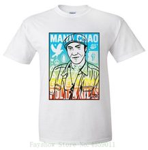 Vintage Manu Chao Mano Negra Latino France Ska Punk T Shirt Tee S M L Xl 2xl 3xl For Male/boy Tshirt(China)