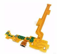 Original New Replacement Parts USB Charging Charger Port Board Dock Connector Flex Cable Ribbon For Vivo X710L X710 X710F Xshot