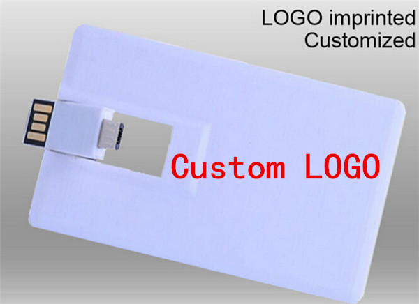 Business card usb stick gallery card design and card template aliexpress buy new white otg card usb 20 flash drivememory new white otg card usb 20 reheart Gallery