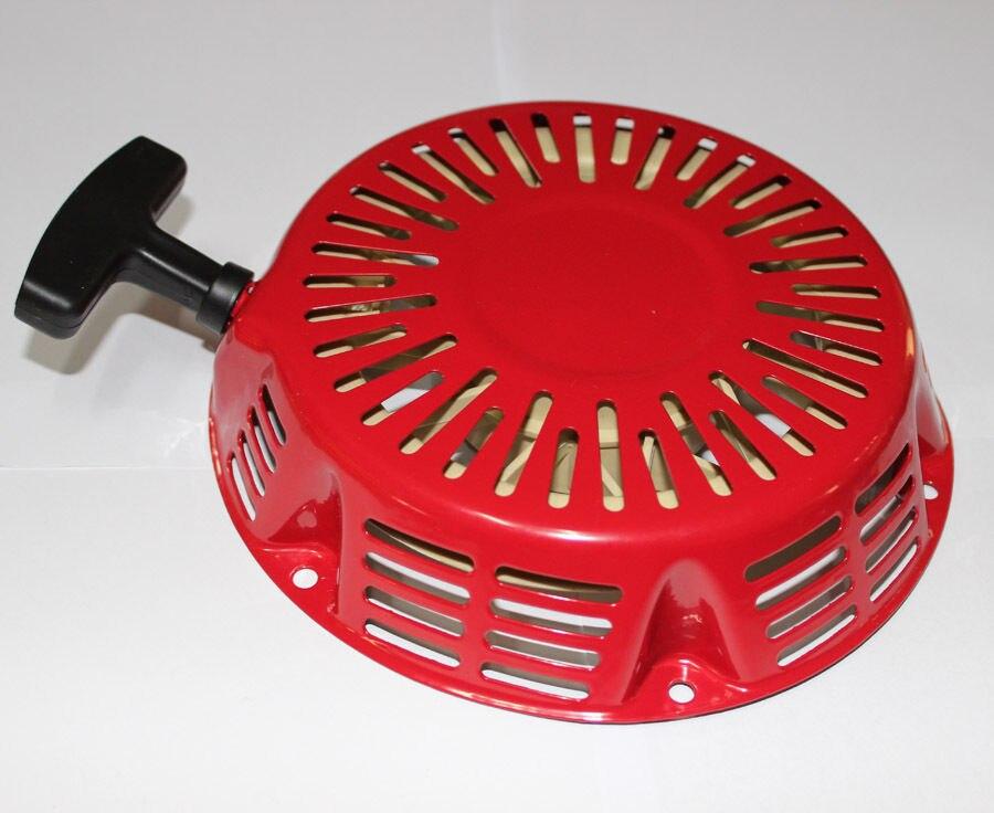 Új HONDA GX340 GX390 Vörös PULL START RECOIL - Elektromos szerszám kiegészítők - Fénykép 4