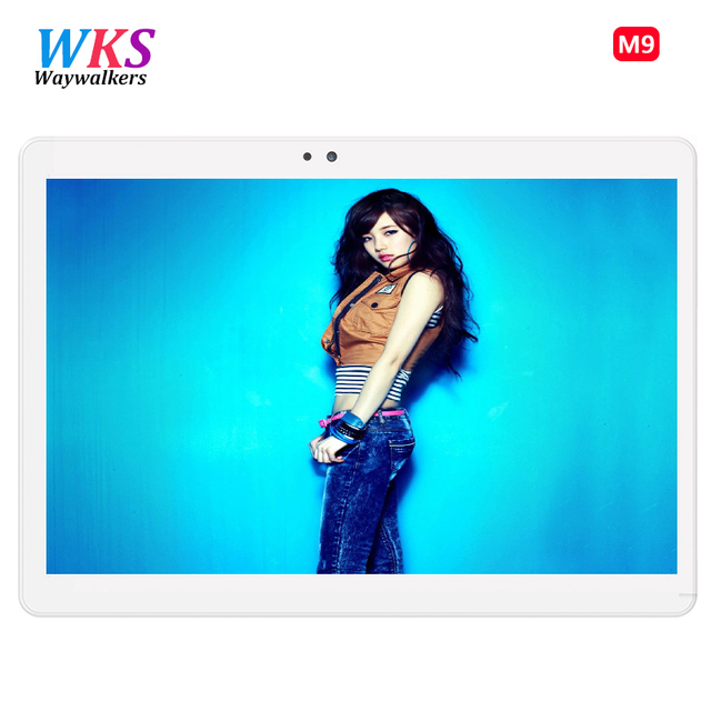 Waywalkers M9 10 inch 4G Lte Tablet PC Android 6.0 Octa Core 4GB RAM 64GB ROM 1920*1200 IPS USB Interface GPS Bluetooth tablets