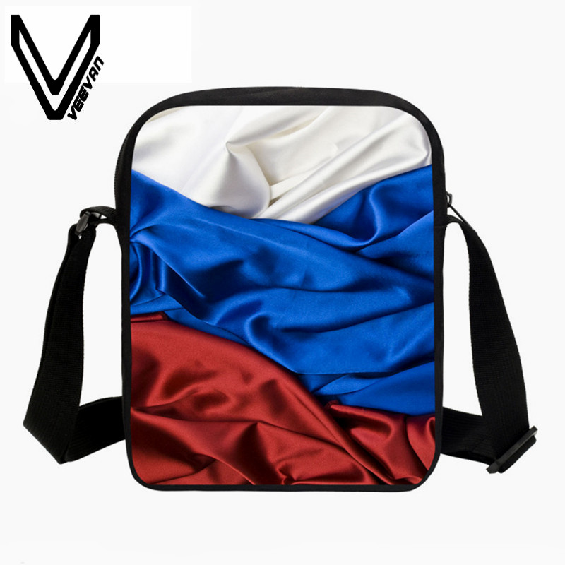 VEEVANV Messenger-Bag Multicolor Shool Crossbody-Bag Small Flag CA Leaf UK Pretty-Style