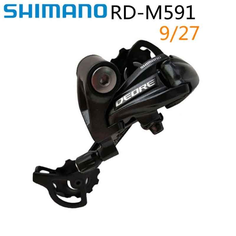 SHIMANO DEORE MTB Bicycle Bicycle Parts RD M531 Bicycle Mountain Bike MTB 9 27 Speed Bicycle