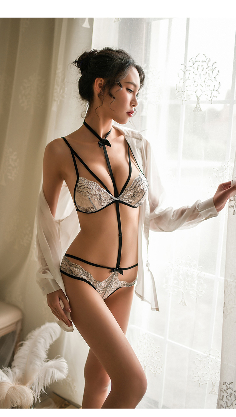 sexy and skimpy Lingerie outfit