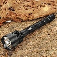 TrustFire 3T6 3800 Lumens 3 X CREE XM L T6 5 Mode LED Flashlight Waterproof Torch