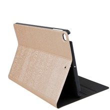 Super Thin Lightweight PU Leather Smart Tablet Cover Flip Type Solid Color Protective Case Cover Suitable For Ipad 1/2