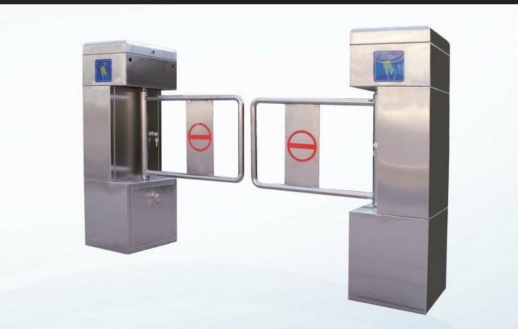 full automatic Optical Turnstiles pass gates full automatic swing barrier swing turnstile/motorized barrier turnstile