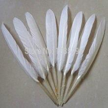 Бесплатная доставка! Лидер продаж, маска из гусиных перьев 10-15 см, 100 шт./цвет, шапка для вечевечерние