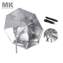 Selens Photo Studio Lighting Folding Umbrella 36″ Black Silver Umbrellas with carrying Case photographic