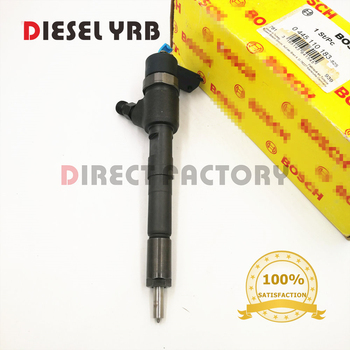 4 PCS Original new 0445110183 , 0 445 110 183 Genuine and new Common Rail injector 0445110183 , 0 445 110 183
