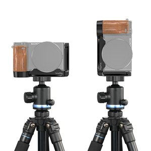 Image 5 - SmallRig A6400 L צלחת A6300 L סוגר עבור Sony A6400 ו A6300 תכונה עם QR שחרור מהיר Arca סגנון צלחת APL2331