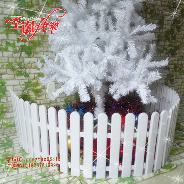 Christmas Tree Gates For Dogs: Christmas Tree Fence Plastic Fence Partition Fence Indoor
