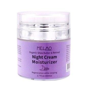 1 Pc High Quality Night Cream Organic Retinol Moisturizer Nourishing Night Cream Hyaluronic Anti-Wrinkle 50g 1