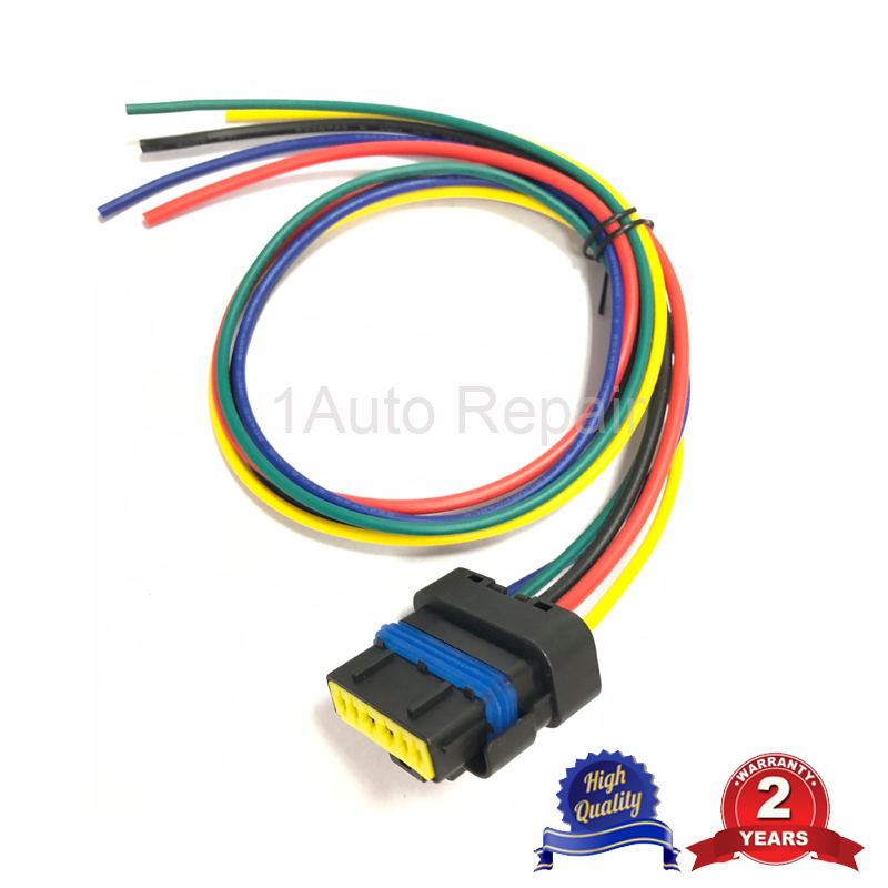 For Renault Megane Clio Scenic Temic <font><b>6Pin</b></font> <font><b>Wiring</b></font> Harness Loom Window Motor Regulator Module Plug Kit image
