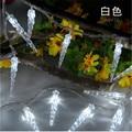 3 М 20 СВЕТОДИОДНЫЕ фея Света, Работающий От Батареи Сосулька СВЕТОДИОДНЫЕ Рождественские огни строку для Крытый Свадьба Xmas Партия Украшения