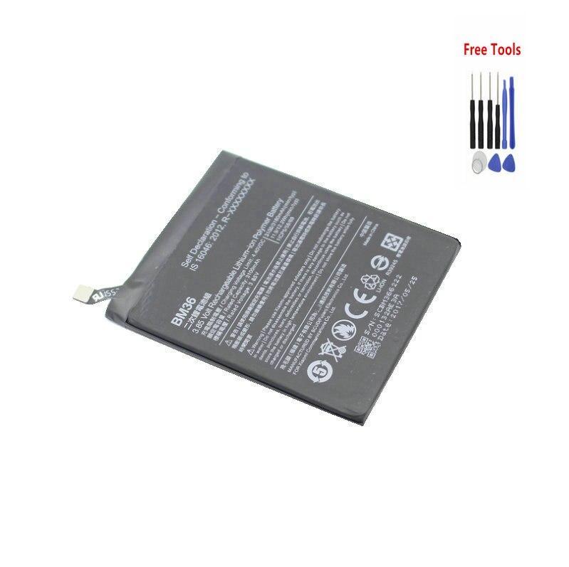 Replacement-Battery Batteria Mobile-Phone Xiao Mi Batterij-Batteries--Tool BM36 3100/3180mah