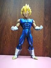 Dragon Ball Figure Vegeta Figure MSP Super Saiyan Figure PVC 220mm Dragon Ball Z Action Figure DBZ DragonBall Z