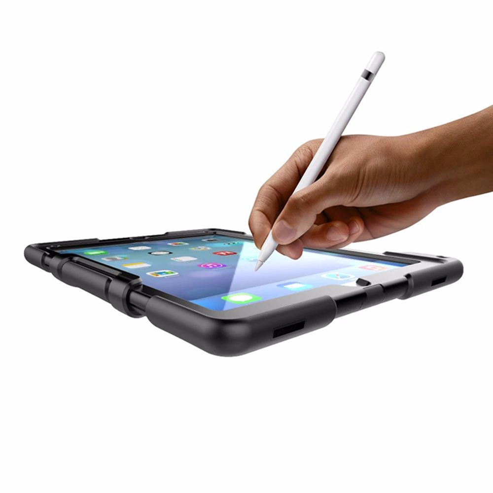 The tablet shell Grip for ipad pro12.9 Case By Super popular brands shock and dust proof The us military certification