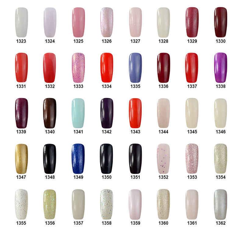 Ángel sonriente 236 Color Primer Gel esmalte de uñas UV LED remojo-off capa Base de uñas de larga duración barniz de arte manicura francesa 1476