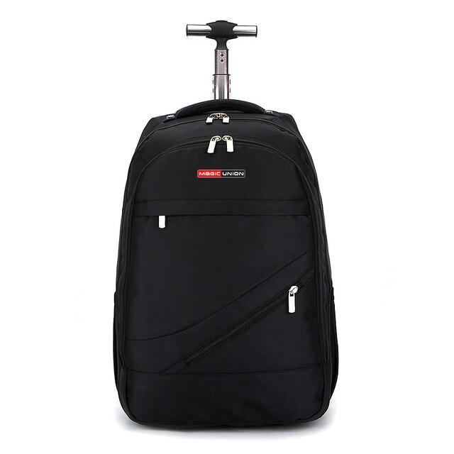 BAIJIAWEI Men's Business Travel Large Capacity Waterproof