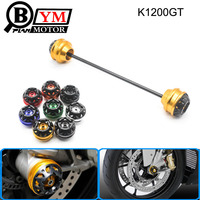 for BMW K1200GT 2006 2007 CNC Modified+Motorcycle Front wheel drop ball / shock absorber