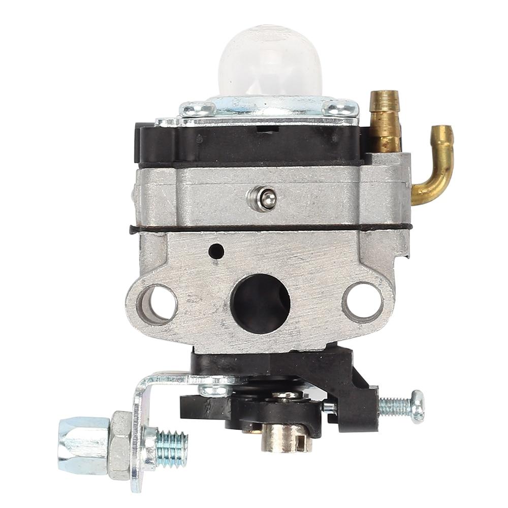 Cg139 Carburetor Fit For Honda Gx35 Brush Cutter 139 F Engine 4 Fg100 Transmission Diagram Carb Gx31 Gx22 Little Wonder Mantis Tiller Cycle 16100 Zm5