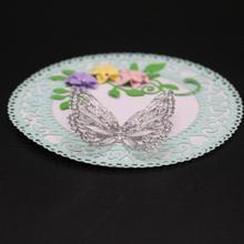 AZSG Butterfly specimens Cutting Dies For DIY Scrapbooking Card Making Decorative Metal Die Cutter Decoration