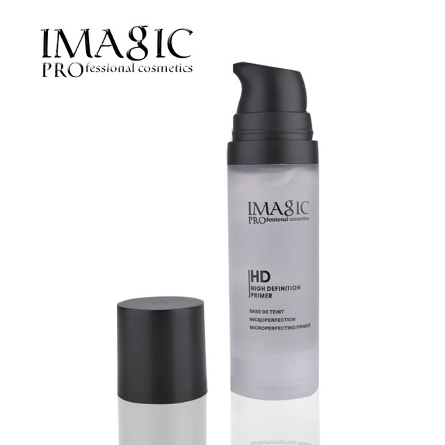 HD high definition primer Flawless Base for Foundation Hide Blemish whitening Cream Liquid Care Concealer by imagic
