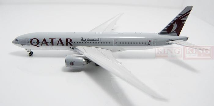 Phoenix 10963 Qatar Airways A7-BBI 100th 1:400 B777-200LR commercial jetliners plane model hobby frances gillespie al haya al bahriya fee qatar sea and shore life of qatar