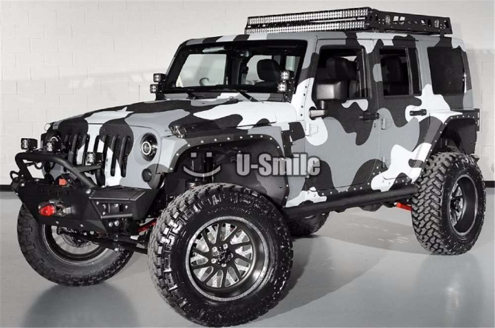 Aliexpress Com Buy Arctic Camo Vinyl Wrap Roll Snow Camouflage Vinyl Film Bubble Free For Suv