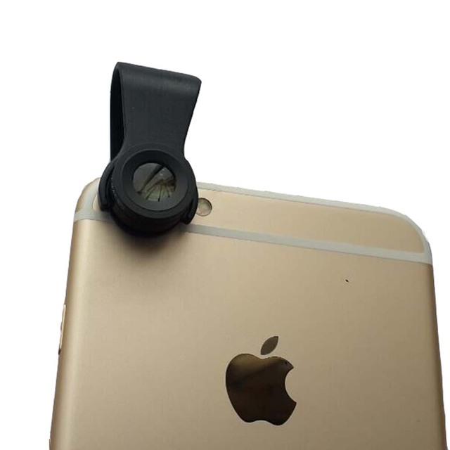 Universal 40x super teléfono móvil macro macro lente del teléfono móvil para huawei xiaomi redmi iphone 4 5 5s 6 plus samsung nota 2 3