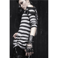 Punk Rave Rock Rock Glove Visual kei Nail Motorcycle Unisex Steampunk Bracelet S104