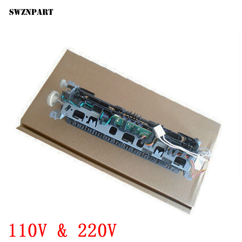 Fuser Unit Fixing Unit Fuser Assembly for HP M1522 P1505 M1120 For Canon LBP-3250 LBP3250 RM1-4728-020 RM1-4721-000 RM1-4729 used fixing film assembly for canon imagerunner 2230 2270 2830 2870 3025 2030 3035 3045 3530 3570 4570 fm2 0358 000 fm2 0359 000