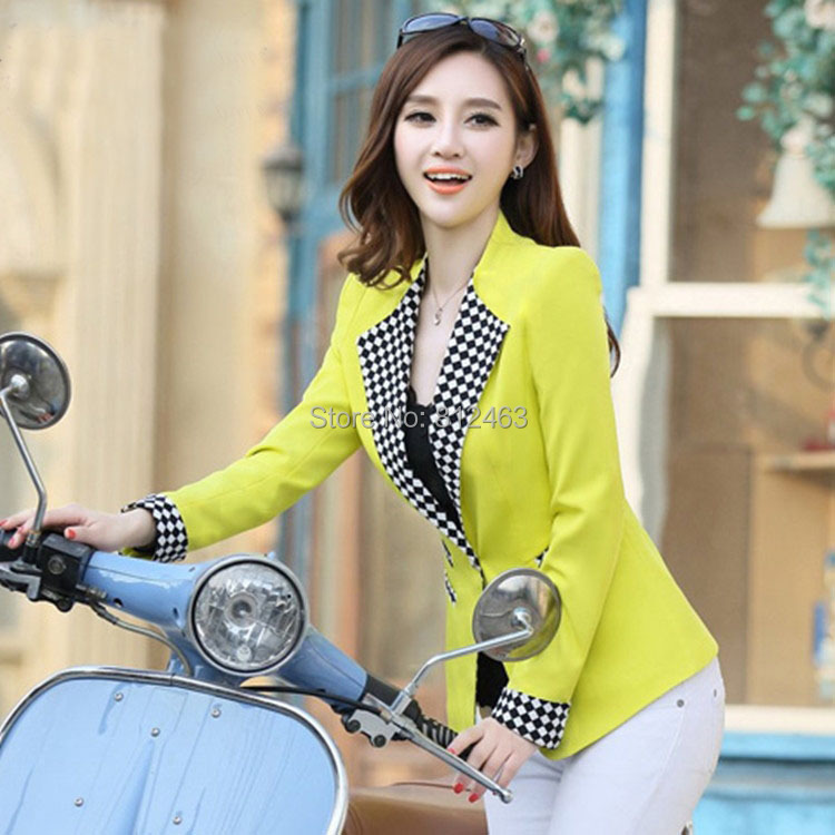 Ladies jacket spring 2015