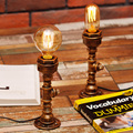 Loft Edison Reading Lamp Industrial Pipe Coffee Shop Decorated Creative Retro Desk Lamp