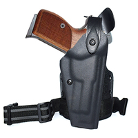 Hunting Pistol Gun Leg Holster Military Beretta M9 92 96 Quick Drop Tactical Shooting Airsoft Pistol Right Hand Gun Holster