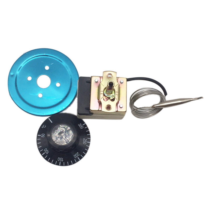 1 Meter 50-300 Fahrenheit New Heater Thermostat Frying Pan Temperature Control Electric Fryer Parts