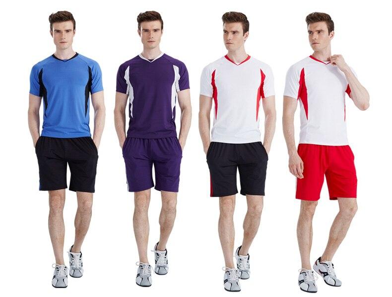 5823bd4ceeec3 Entrenamiento ropa hombre short ropa deportiva para hombre de manga cortos  straitest ropa correr set en de en AliExpress.com