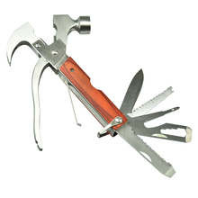 Camping Survival Kit Outdoor Combo Multi-purpose Hammer Tool Multifunction For Beekeeper Beekeeping Tools Suitable