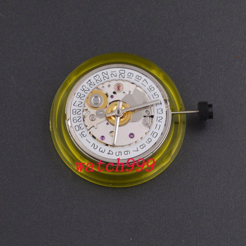 Sea-gull 2130 clone eta 2824 movimento substituição automática perlage decorado