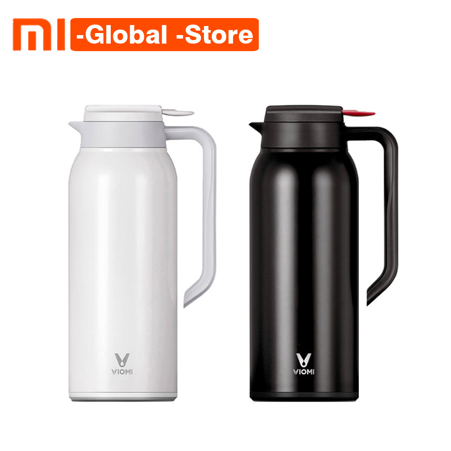 Newest Original Xiaomi Mijia VIOMI Thermo Mug 1 5L Stainless Steel Vacuum Bottle Cup Thermo 24h