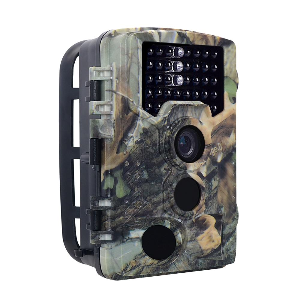 H881 2.4 pouces 16MP 1080 P chasse Trail caméra IP56 vidéo sauvage nuit Vison chasse caméscope chasse caméra Photo piège