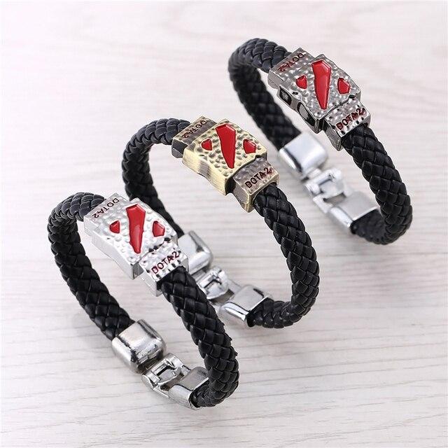 J Store 3 Colors Game Souvenir Jewelry Dota 2 Bracelet