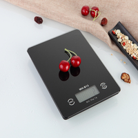5 kg 1g Hogar Balanza de Cocina Electrónica Digital Alimentación Dieta Postal Peso Balanzas Balanza G/LB/OZ Herramientas de Cocina WH-B13