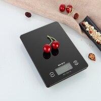 5 kg 1g Ménage Balance de Cuisine Électronique Postal Numérique Régime Alimentaire Balances Poids Équilibre G/LB/OZ Cuisson Outils WH-B13