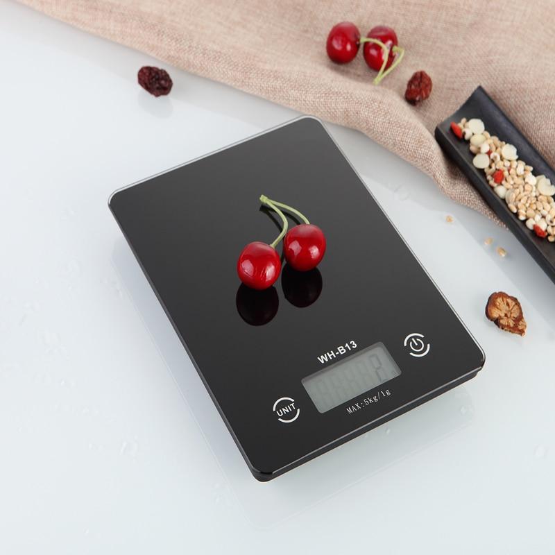 5kg 1g háztartási elektronikus konyhai mérleg postai digitális - Mérőműszerek - Fénykép 1