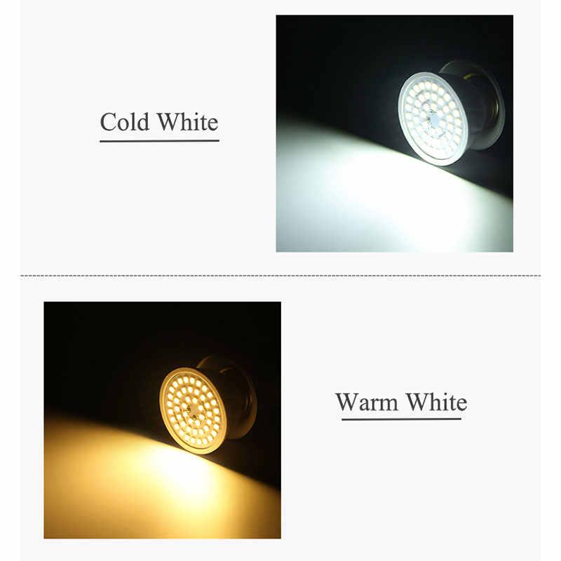 GU10/MR16/B22/E14/E27 220V 5W/7W/9W Spotlight Bulb Corn Lamp SMD 2835 Spot Light 230V 240V Energy Saving  Bombillas led